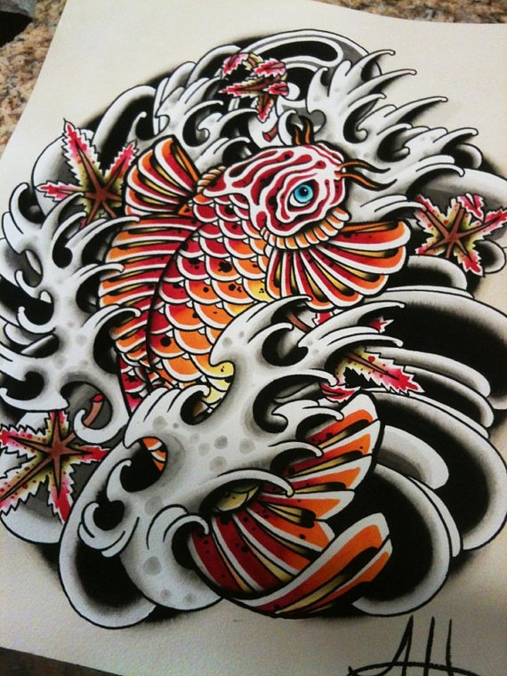 1000 images about koi tattoos and art on pinterest koi for Dragon koi for sale