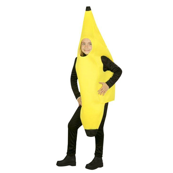 Déguisement Banane Enfant #déguisementsenfants #costumespetitsenfants #nouveauté2016
