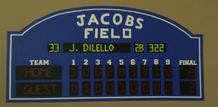 10 best images about lego room and mural designed by kid for Baseball scoreboard wall mural