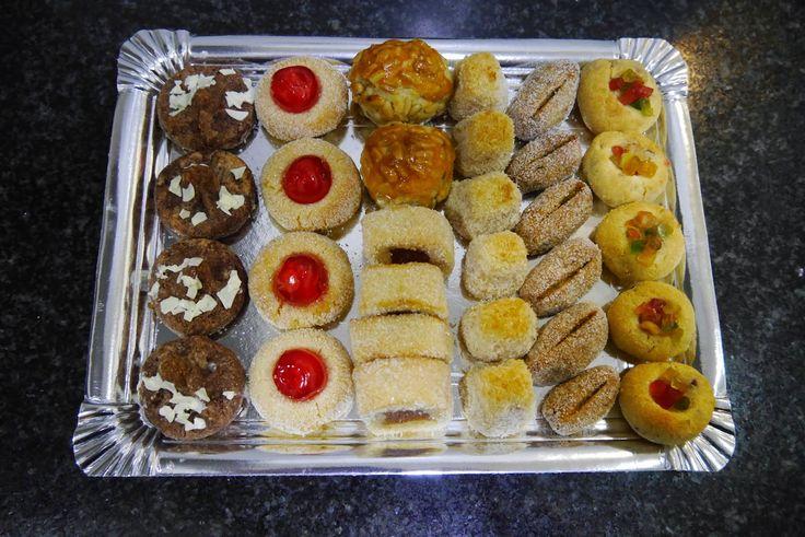 Mr WashiSan: La receta de diferentes variedades de panellets