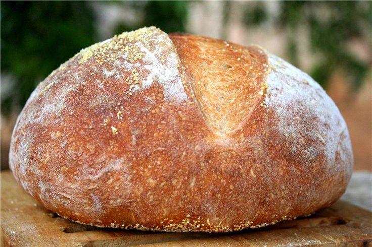 Любопытный Буратино - Хлеб на закваске и пиве