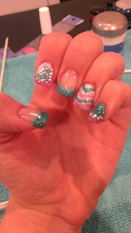 Gel nails (: