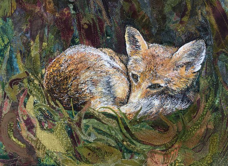 Best my work textile art images on pinterest