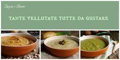 Una ricca raccolta di ricette di vellutate tutte da gustare nella stagione fredda. Comfort food per eccellenza, facilissime da preparare.