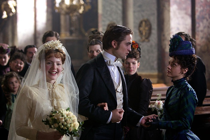 New Bel Ami stills - comes out next weekend here in the states! :)