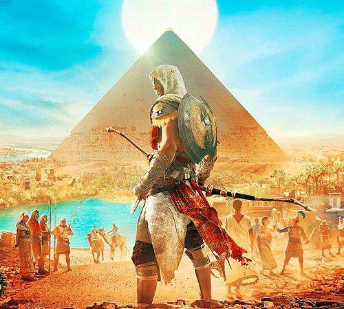 Assassin's Creed Origins. Bayek