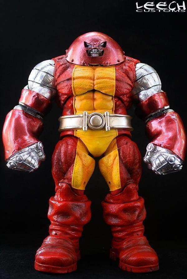 Marvel Legends Style Customs Of Colossus, Hulk & Daredevil By Leech - Marvel - MarvelousNews.com