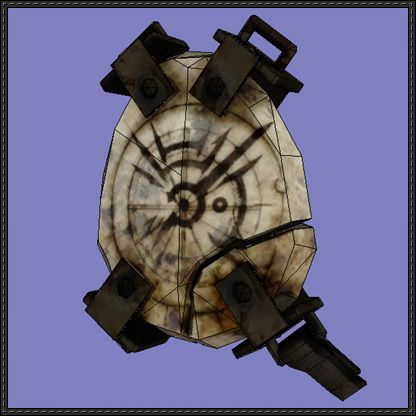 Dishonored - Rune Free Papercraft Download - http://www.papercraftsquare.com/dishonored-rune-free-papercraft-download.html