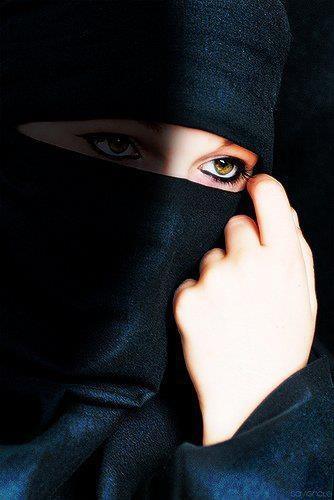 niqab#hijab ❤•♥.•:*´¨`*:•♥•❤