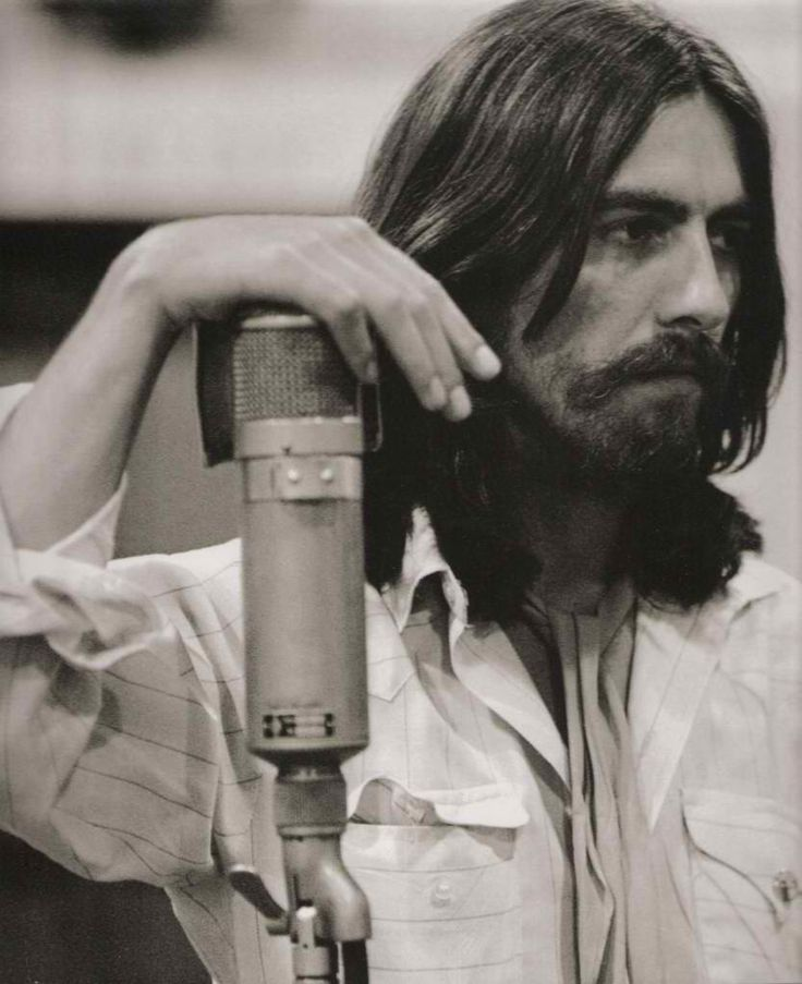 There's been two very distinct periods of my life; before George Harrison was my favorite guitar player, and after.