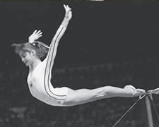 Nadia Comaneci - she made perfection possible
