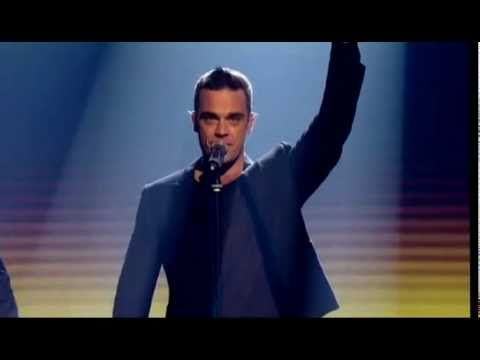 Take That - The Flood - X FACTOR PERFORMANCE - 14-11-2010