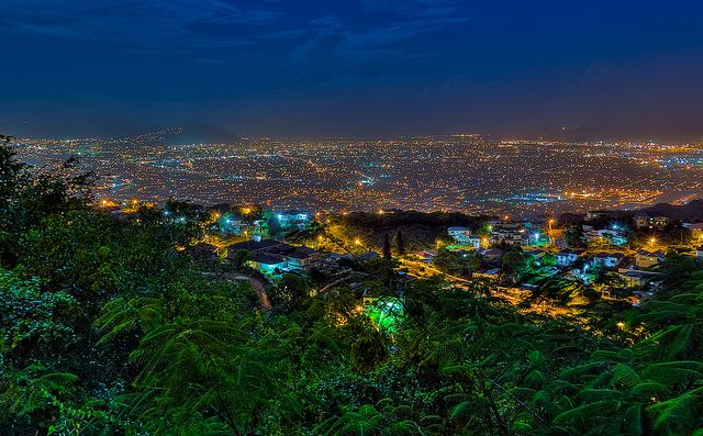 Lights of Kingston-Kingston- Jamaica | Flickr: Intercambio de fotos