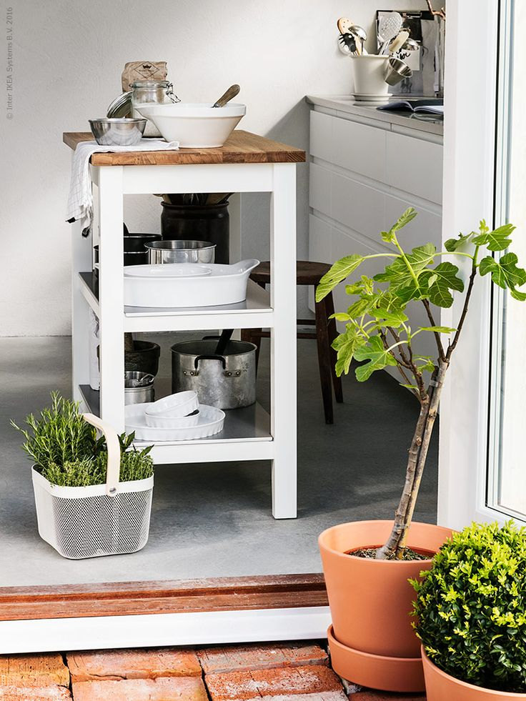 295 best Kök images on Pinterest Kitchens, Kitchen dining and - outdoor k che ikea