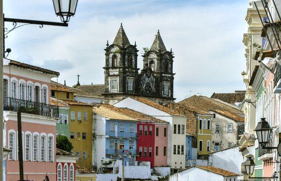 Pelourinho Salvador Brazil - South America Travel Secret: Salvador Brazil