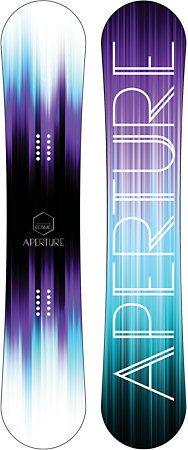 Aperture Cosmo 140cm Girls Snowboard 2014 at Zumiez : PDP my board!