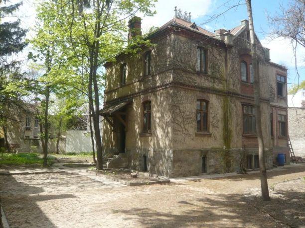 Vila construita in anul 1935, amplasata in zona Kiseleff