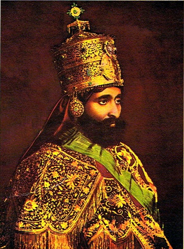 On this day in 1930 Ras Tafari Makonnen was formally proclaimed as 'His Imperial Majesty Haile Selassie I , King of kings, Lord of lords, Co...