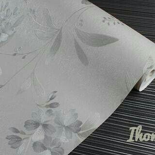 WALLPAPER VINYL SILVER BUNGA A-0089 📣 🇲🇨Pembelian Walpaper Dinding 🇮🇩 📣 1 Roll = Rp.149.000 3-5 Roll = Rp.146.500 Diatas 6 Roll = Rp. 142.000 (Free Lem) Spesifikasi :  - Ukuran : Lebar 0,53 Meter x Panjang 10 Meter - Berat : 1,5 kg / Roll - Permukaan : Bertekstur (Timbul) - Kualitas : Vinyl Pada permukaan Wallpaper, - Tahan lebih dari 5 tahun, mudah dibersihkan. Motif Lainnya http://bit.ly/2vcc1r6