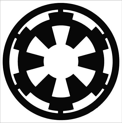Star Wars Galactic Empire Vinyl Decal Window Sticker //Price: $1.7 & FREE Shipping //     #starwarsmeme