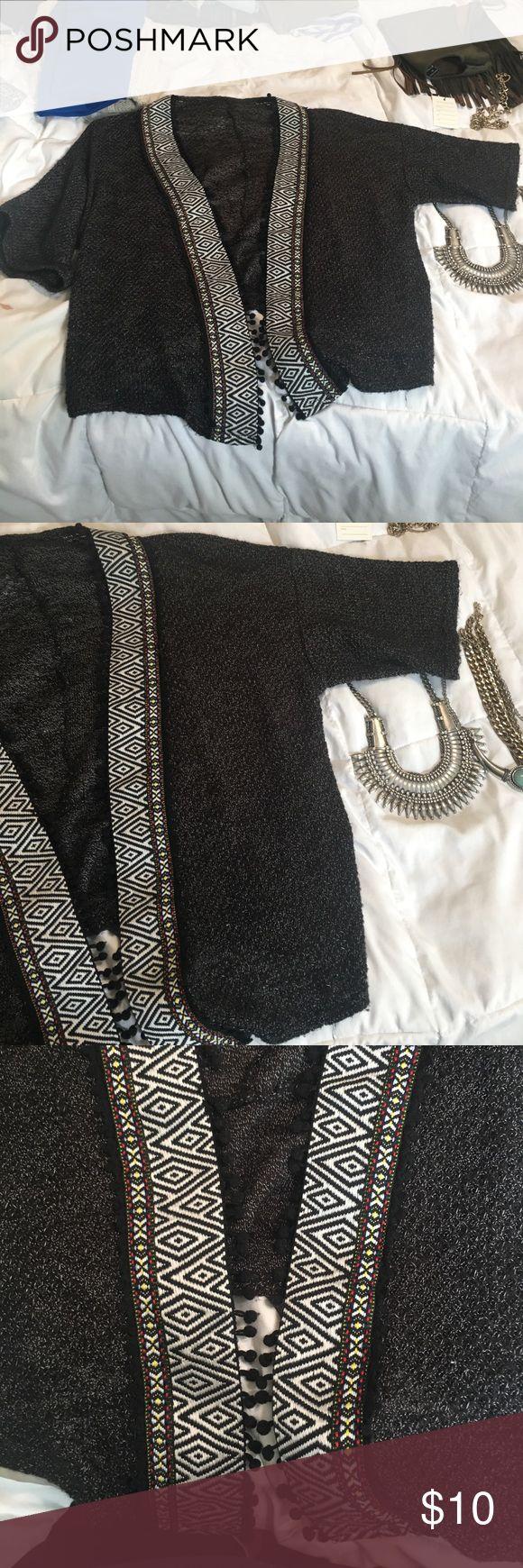 Cardigan Tribal cardigan Sweaters Cardigans