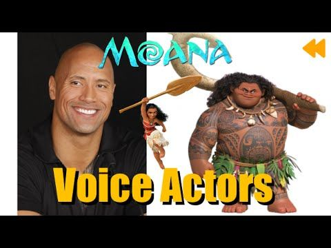 """Moana"" Voice Actors and Characters - http://beauty.positivelifemagazine.com/moana-voice-actors-and-characters/ http://img.youtube.com/vi/qT97h-dg4_U/0.jpg"
