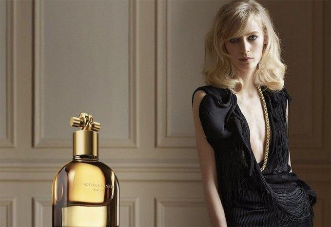 Wist je dat er nu ook een geur is van Bottega Veneta die gebaseerd op de bekende Knot