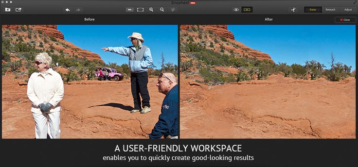 Snapheal Pro - Mac Photo Editor, Image & Picture Editing Software