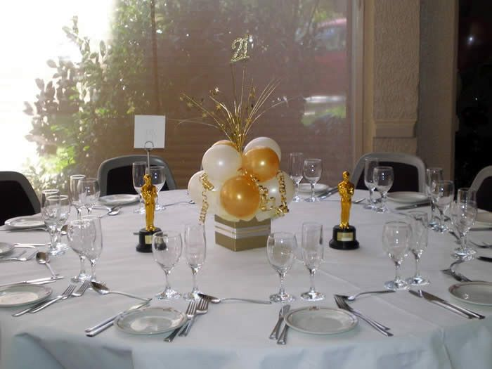 Best images about centerpieces balloons on