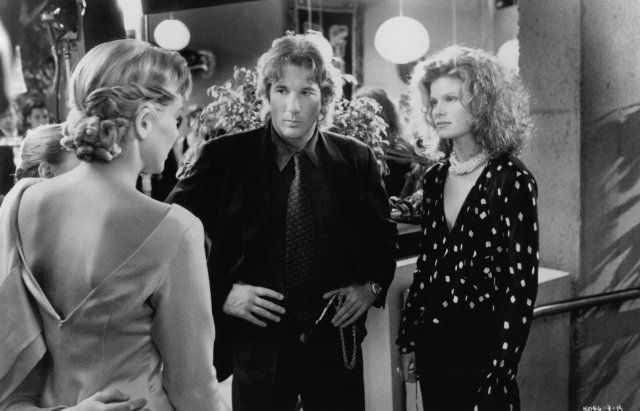 Still of Richard Gere, Sharon Stone and Lolita Davidovich in Intersection