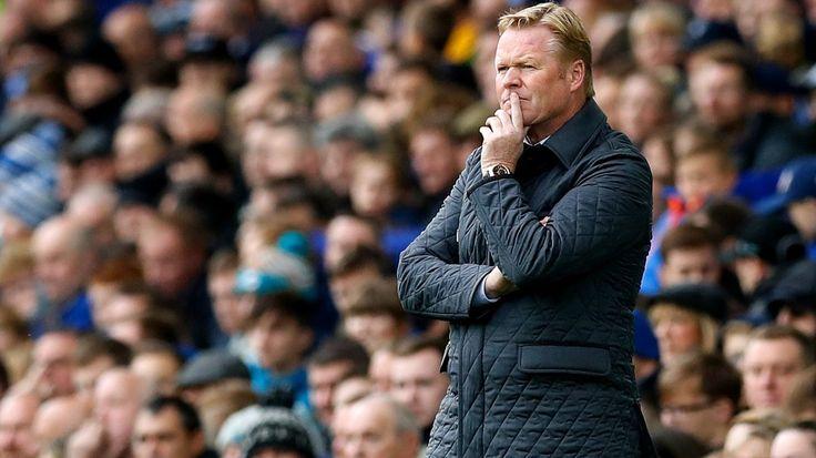 Arsenal score five at Everton to increase pressure on Ronald Koeman #News #AlexandreLacazette #Arsenal #composite #Everton