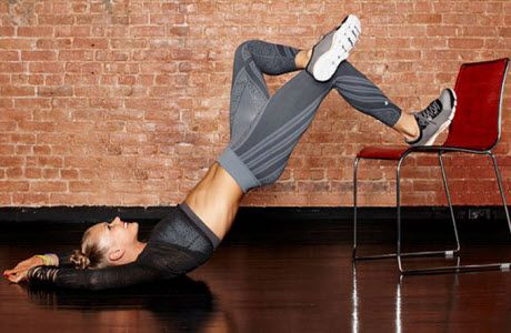 Work out like the queen of pop with this routine from her hip global gym chain, Hard Candy Fitness.