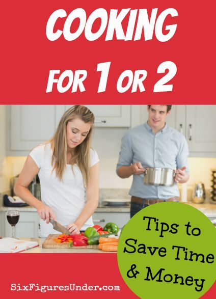 It's no secret that cooking at home saves money. Cooking for one or two has its…