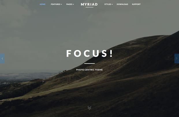 RocketTheme - Myriad  Free Download