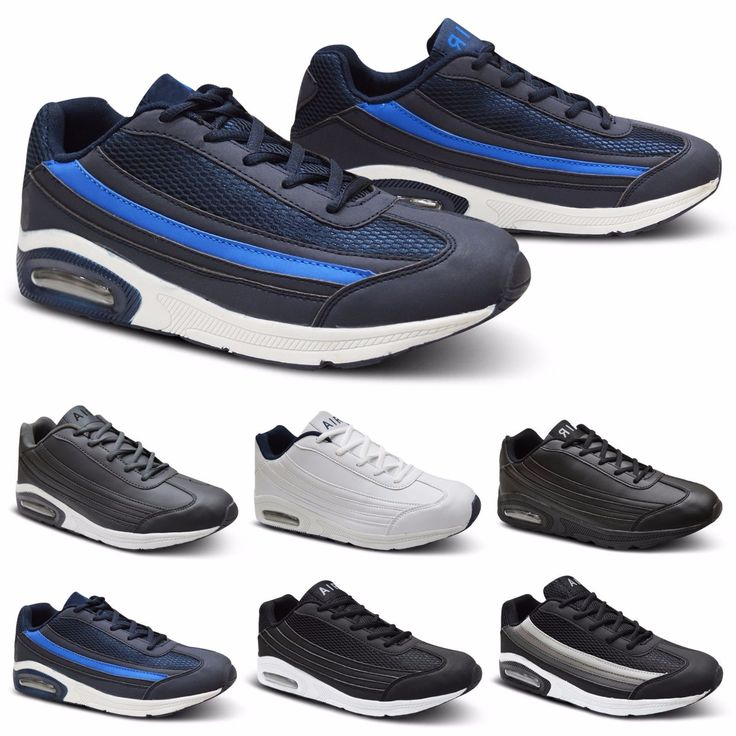 http://www.ebay.co.uk/itm/-/272760822421?  Mens Running Trainers Air Tech Walking Gym Sports Fitness Sneakers Shoes 7-12  The market for mens air tech trainers and mens running trainers is abounding with various brands, creators and sticker prices.