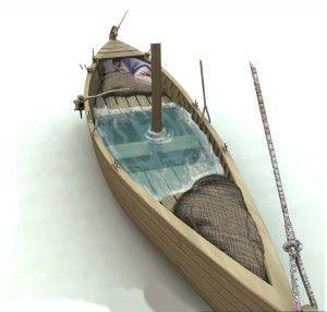 Galilee boat design I