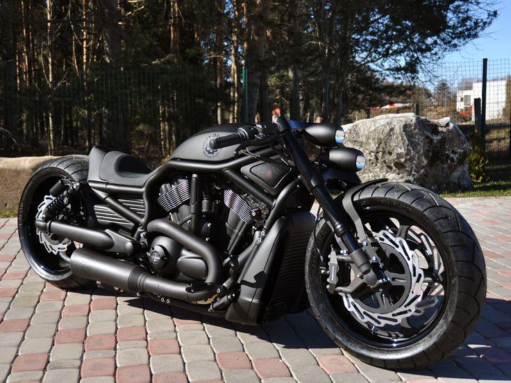 Harley-Davidson Night Rod Special                                                                                                                                                     Más