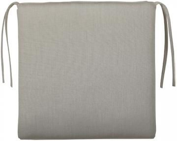 Bullnose Square Outdoor Chair Cushion - Dining Cushions - Outdoor Cushions & Pillows - Outdoor | HomeDecorators.com