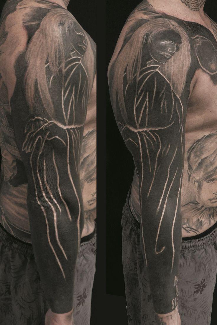 Japanese tattoos feb 27 frog tattoo on foot feb 25 japanese tattoo - Yurei Japanese Ghost Federico Benedetti Tatuatore