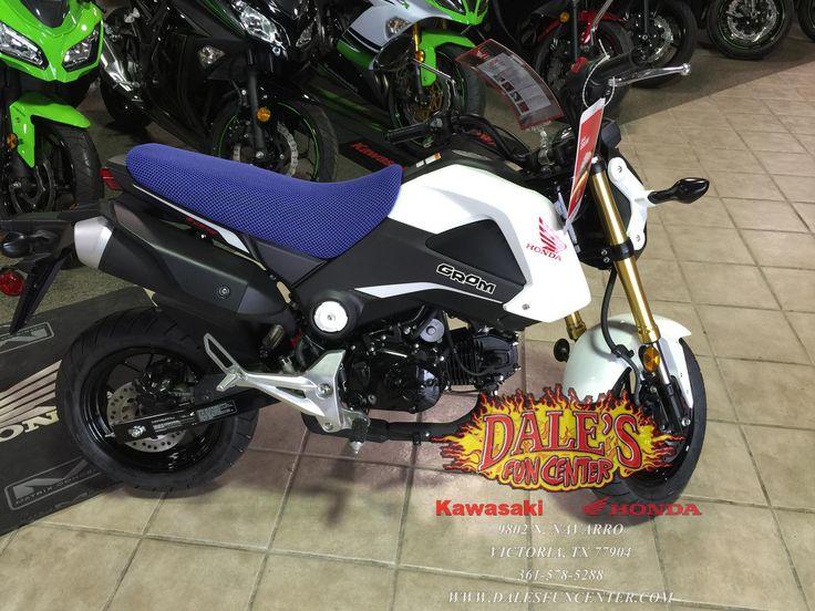 2015 Honda GROM 125E for sale in Victoria, TX | Dale's Fun Center (866) 359-5986
