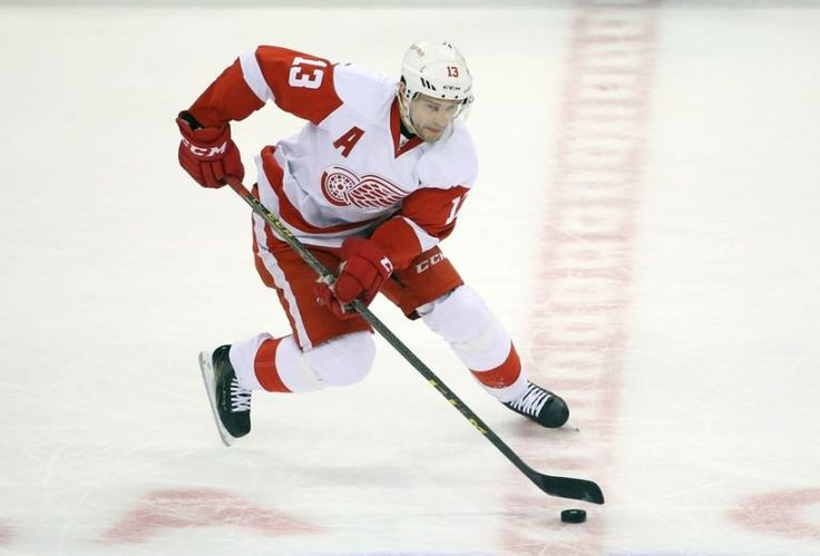 Detroit Red Wings F Pavel Datsyuk is Reportedly Close to Signing with KHL SKA St.Petersburg, According to Kontinental Hockey League Board of Director Genna...