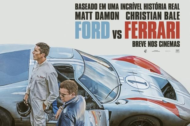 A Fox Film Divulgou Uma Nova Cena Do Aguardado Ford Vs Ferrari Confira Check Out This Exclusive New Look At A