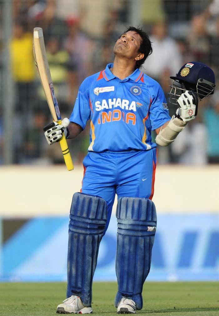 Sachin Tendulkar announces retirement from one-day cricket  http://ndtv.in/12HUx1g