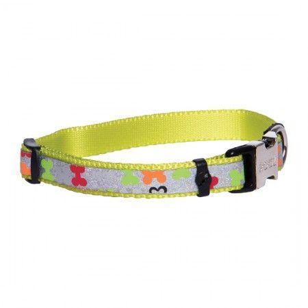 Rogz Lapz Trendy Dog collar Multi - Medium