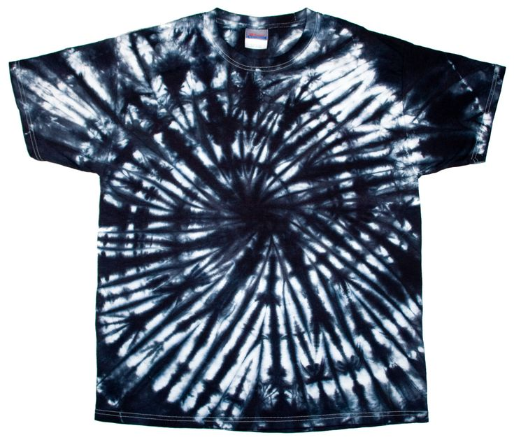 George T shirt, hand stamped, hand dyed , XL tie dye
