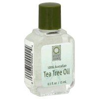 Desert Essence Tea Tree Oil 100% Australian - 0.5 Oz, 6 pack (image may vary) by Desert Essence. $37.15. Tea Tree Oil; 100% Pure Australian. Quantity: MULTI VALUE PACK! You are buying Description: TEA TREE OIL,100% PURE Unit Size: .5 OZ Brand: DESERT ESSENCE. Tea Tree oil is known for its natural antiseptic qualities. It is used to help minor skin irritations such as cuts, burns, insect bites and blemishes.. MULTI VALUE 6-PACK! You are buying SIX of Tea Tree Oil - 100% Pure ...