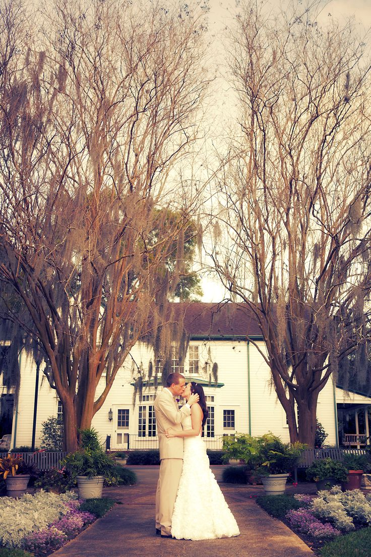 budget wedding photography west midlands%0A Their ceremony was in the Leu Gardens in Orlando  Great venue for outdoor  weddings