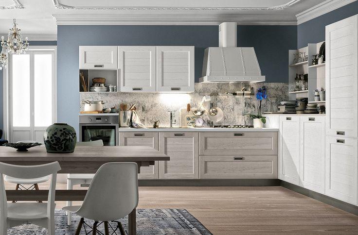 cucine moderne contemporanee stosa - modello cucina york 07