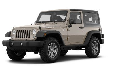 2016 Jeep Wrangler - 2dr 4x4 (Sahara)