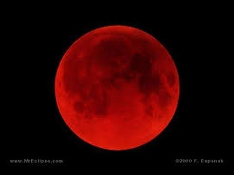Blood Moons In Biblical Prophecy Incredible Year Ahead In 2015! Part 1 - YouTube